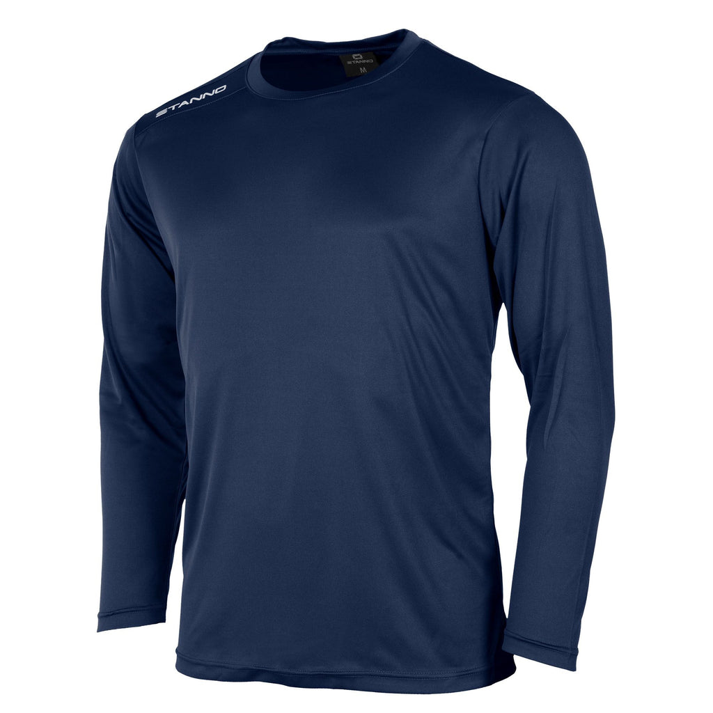 Stanno Field LS Football Shirt (Navy)