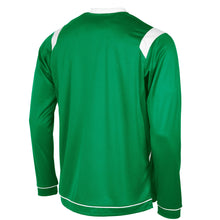 Load image into Gallery viewer, Stanno Arezzo LS Football Shirt (Green/White)