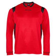Load image into Gallery viewer, Stanno Arezzo LS Football Shirt (Red/Black)