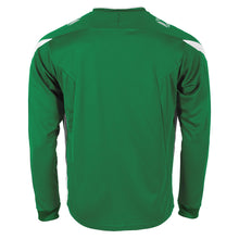Load image into Gallery viewer, Stanno Drive LS Football Shirt (Green/White)