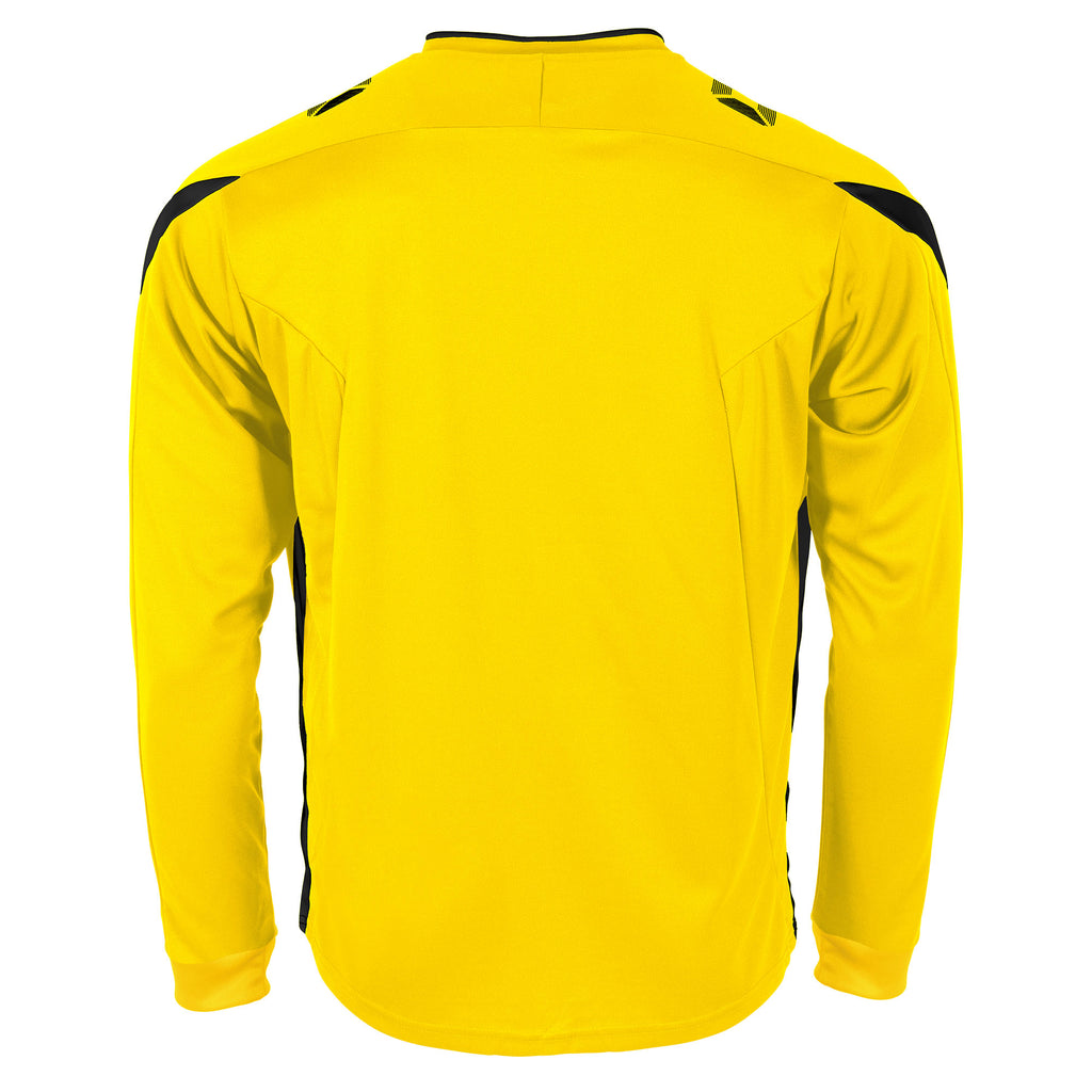 Stanno Drive LS Football Shirt (Yellow/Black)