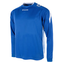 Load image into Gallery viewer, Stanno Drive LS Football Shirt (Royal/White)