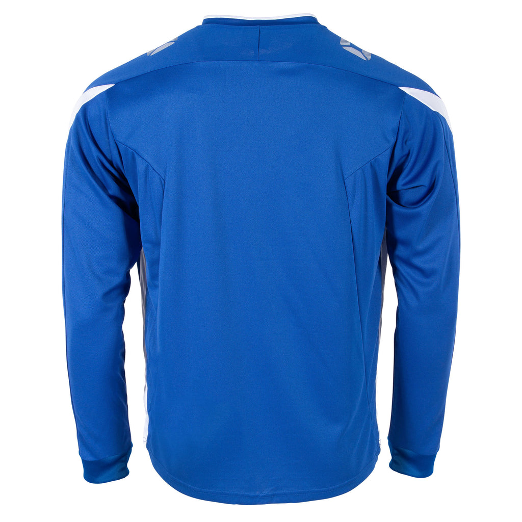Stanno Drive LS Football Shirt (Royal/White)