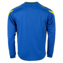 Load image into Gallery viewer, Stanno Drive LS Football Shirt (Royal/Yellow)