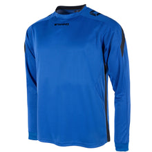 Load image into Gallery viewer, Stanno Drive LS Football Shirt (Royal/Black)