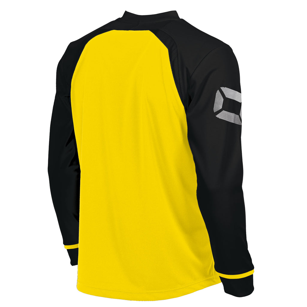 Stanno Liga LS Football Shirt (Yellow/Black)