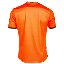 Load image into Gallery viewer, Stanno Fusion SS Football Shirt (Shocking Orange/Black)