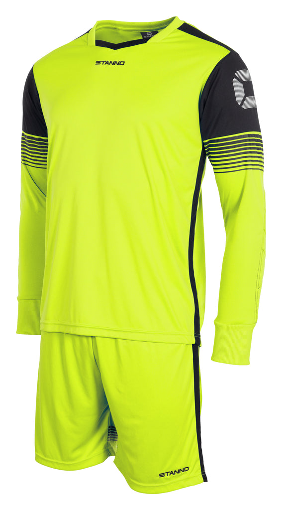 Stanno Nitro Goalkeeper Set (Neon Yellow/Black)