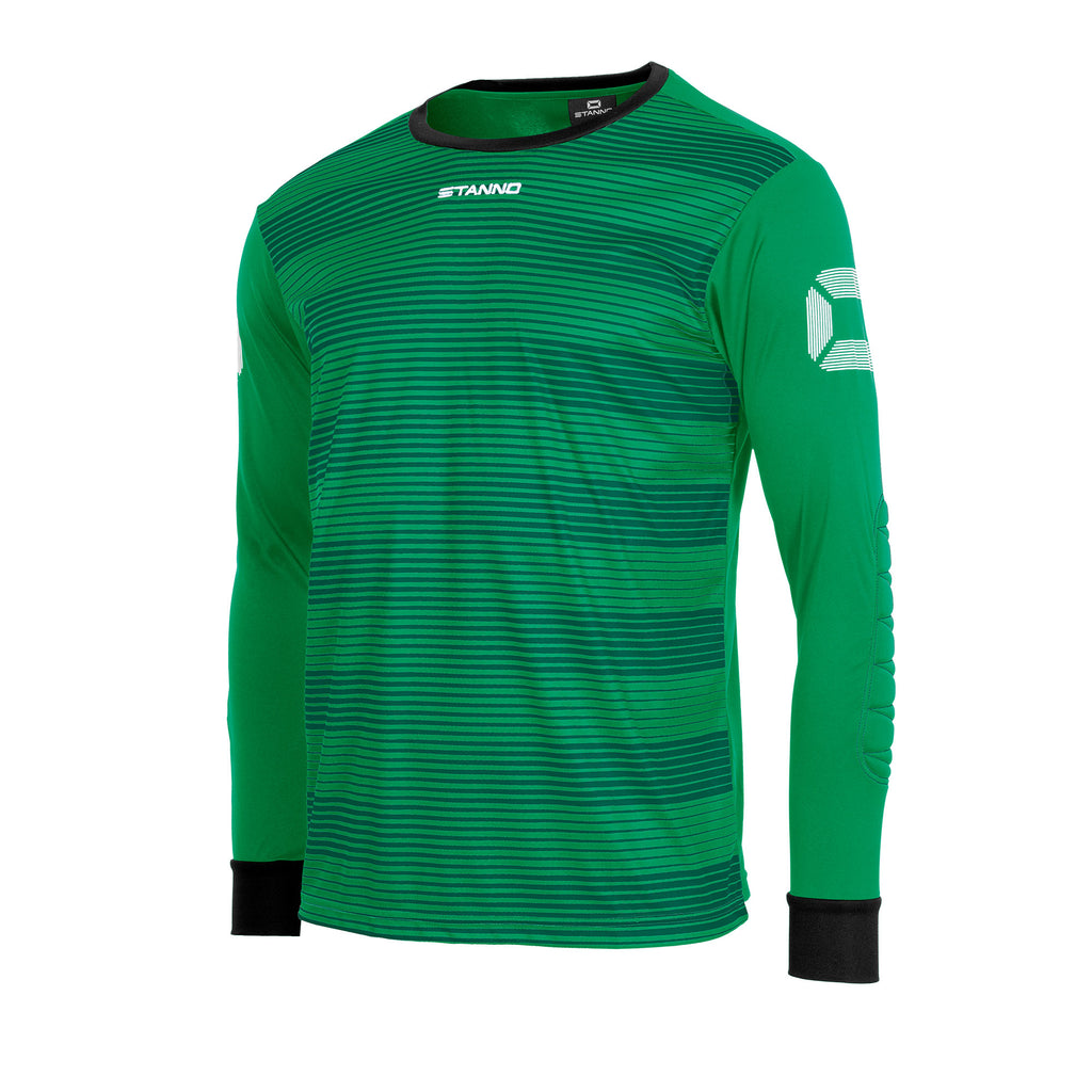 Stanno Tivoli Goalkeeper Shirt (Green/Black)