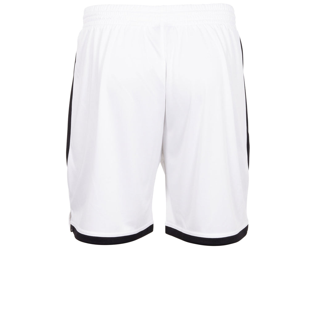 Stanno Focus Football Shorts (White/Black)