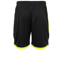 Load image into Gallery viewer, Stanno Focus Football Shorts (Black/Neon Yellow)