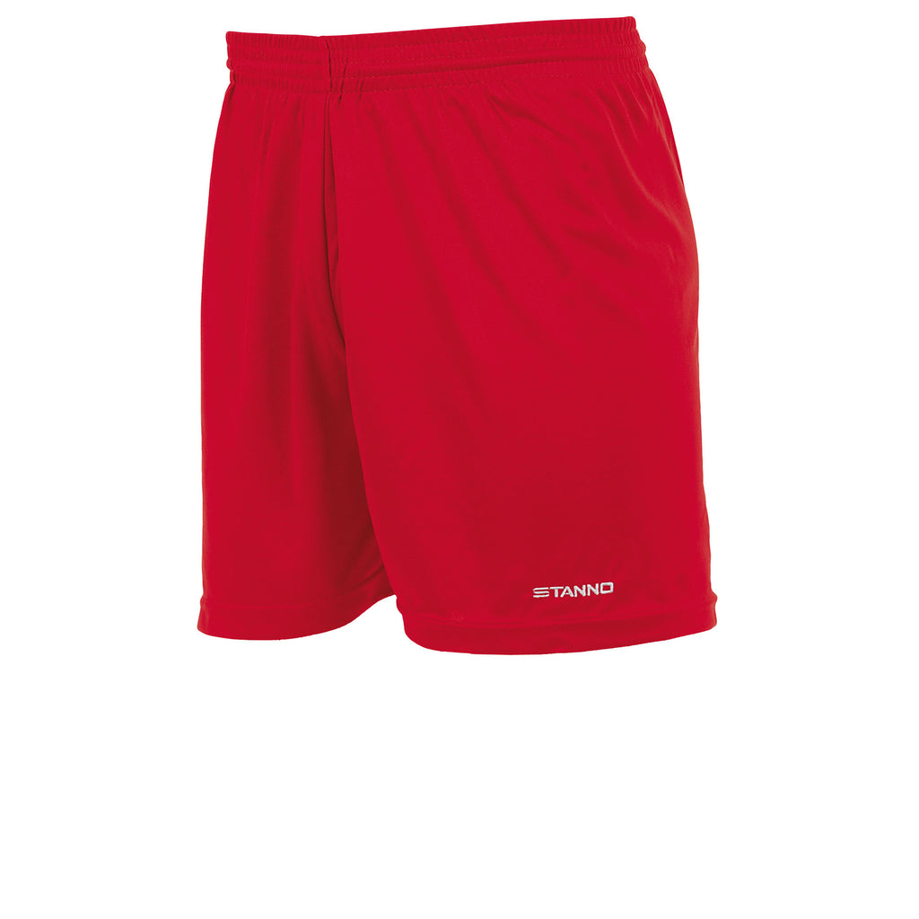 Stanno Club Football Shorts (Red)