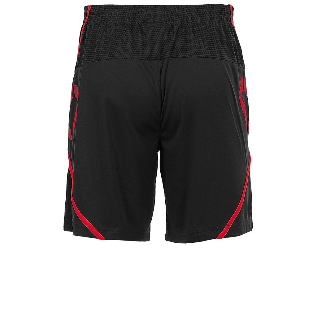 Stanno Pisa Football Short (Black/Red)