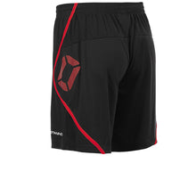 Load image into Gallery viewer, Stanno Pisa Football Short (Black/Red)