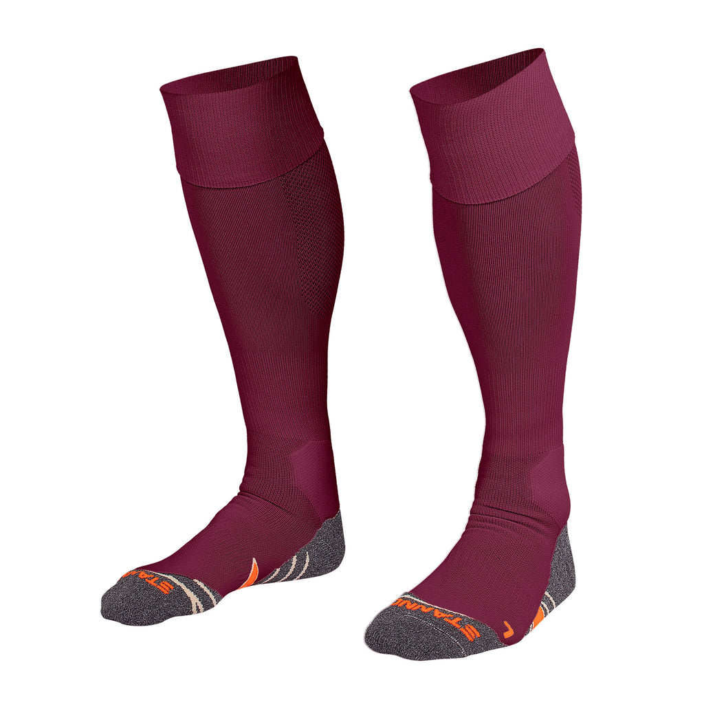 Stanno Uni II Football Sock (Maroon)