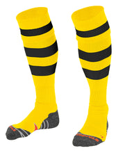 Load image into Gallery viewer, Stanno Original Football Sock (Yellow/Black)