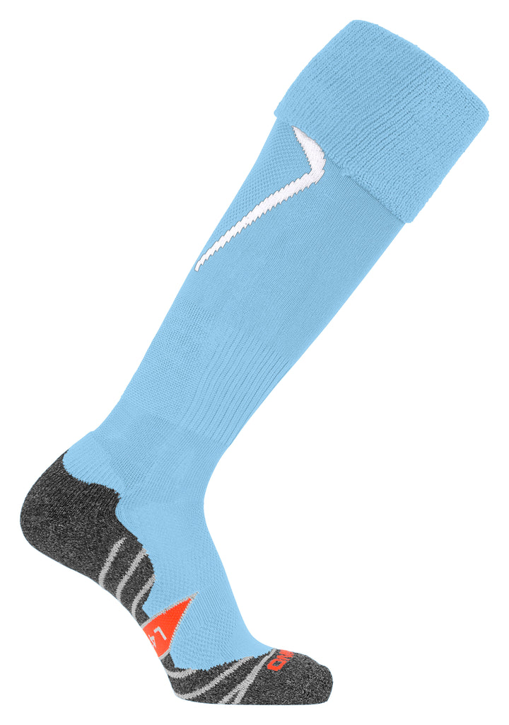 Stanno Forza Football Sock (Sky Blue/White)