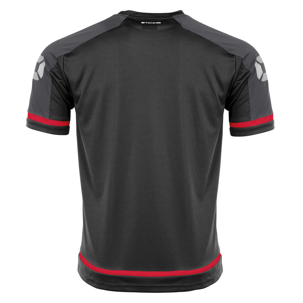 Stanno Prestige Training T-Shirt (Black/Red)