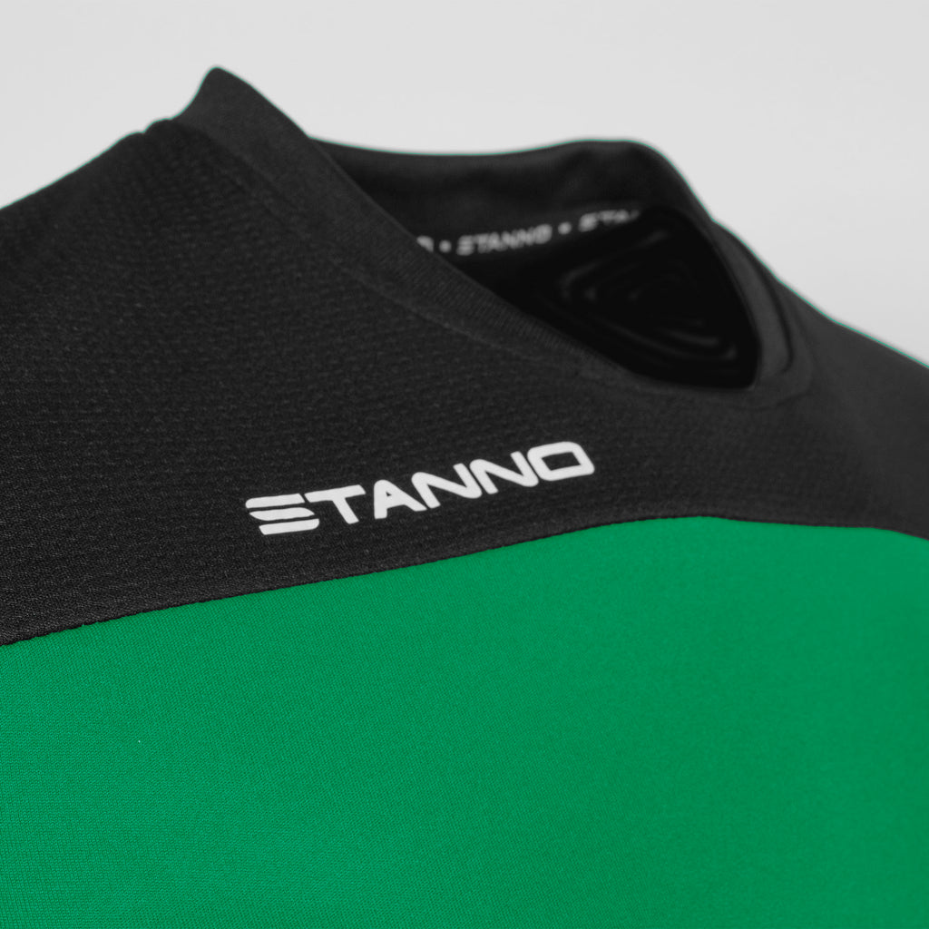 Stanno Pride Training T-Shirt (Green/Black)