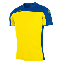 Load image into Gallery viewer, Stanno Pride Training T-Shirt (Yellow/Royal)