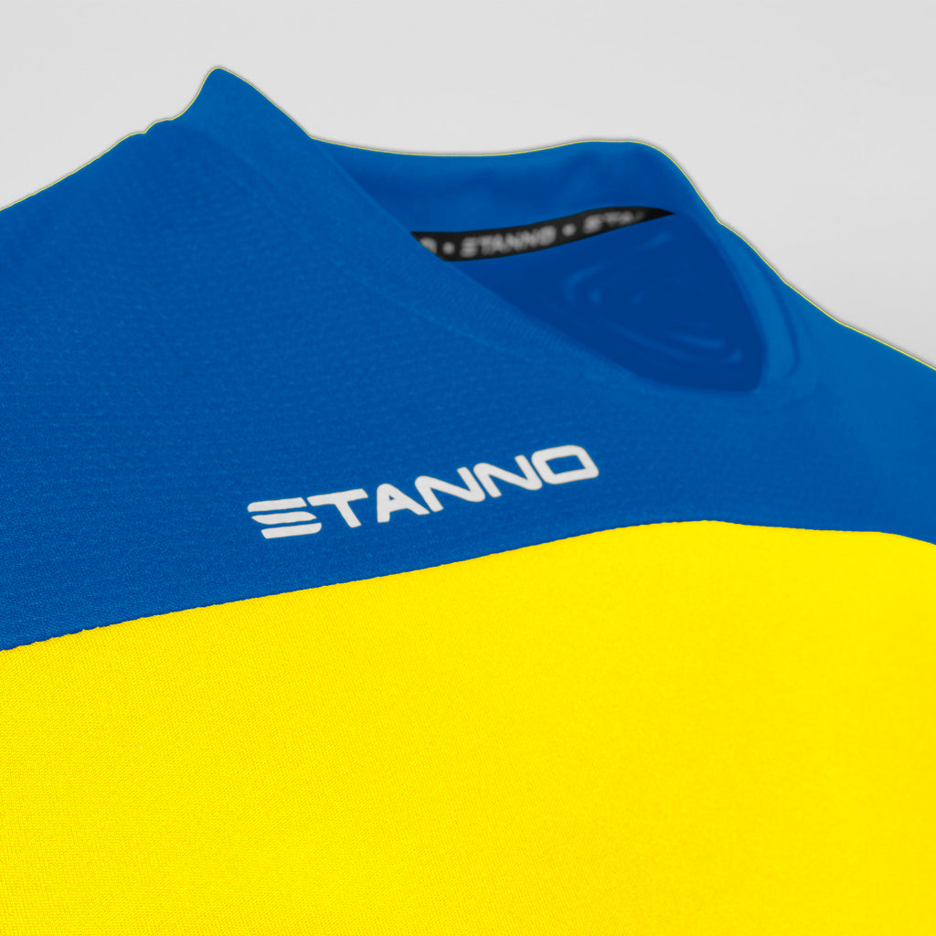 Stanno Pride Training T-Shirt (Yellow/Royal)