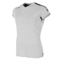 Load image into Gallery viewer, Stanno Womens Ease T-Shirt (Grey Melange)