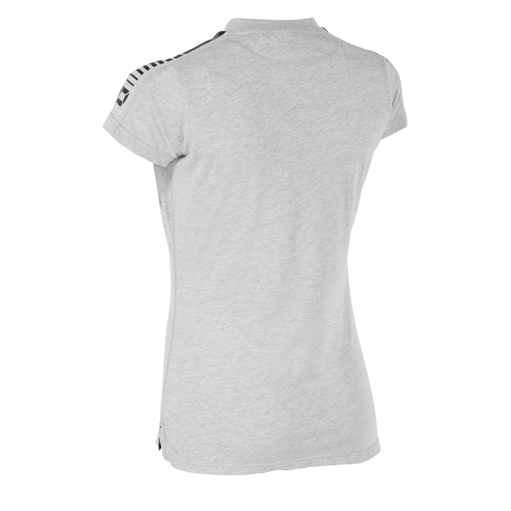 Stanno Womens Ease T-Shirt (Grey Melange)