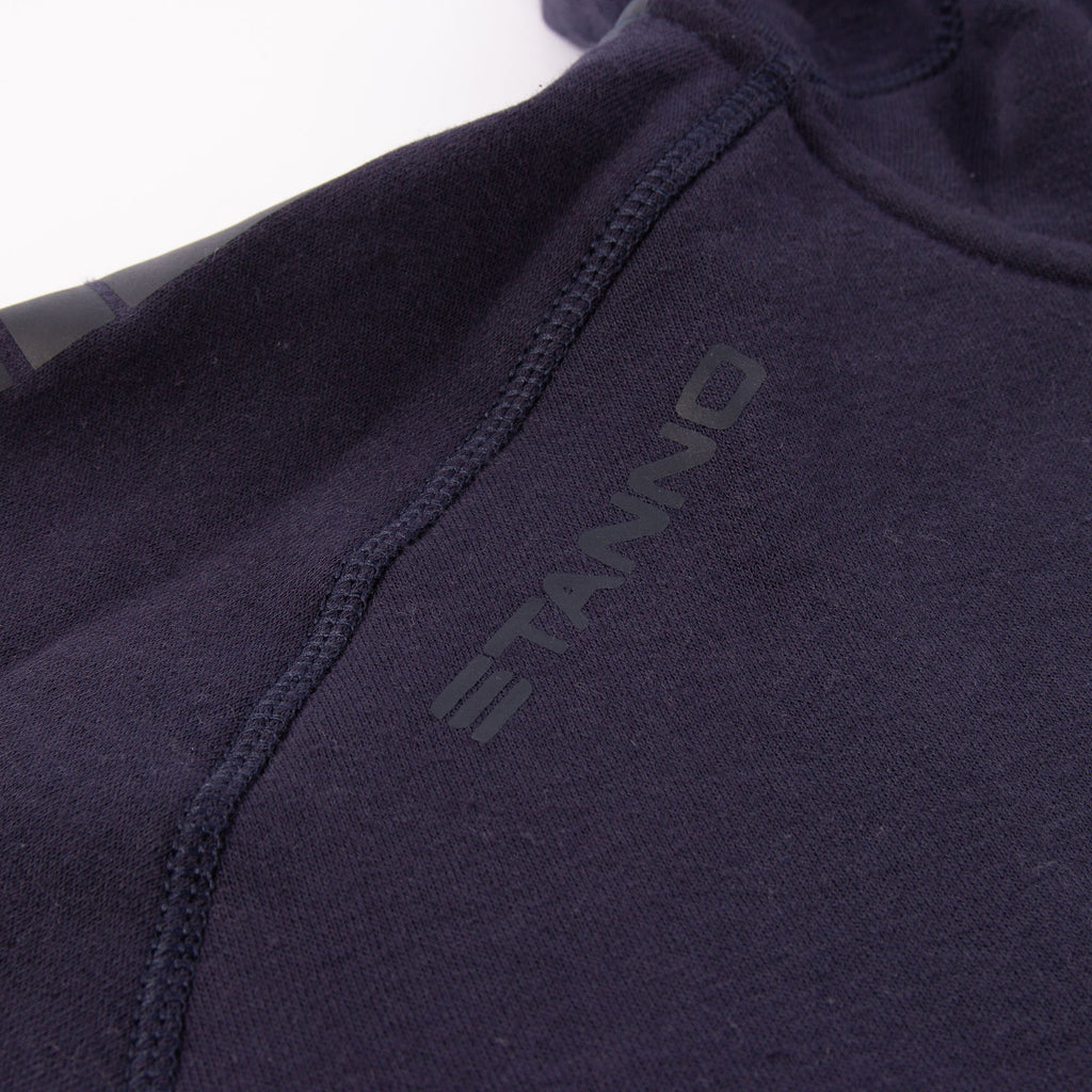 Stanno Ease Hooded Sweat Top (Navy)
