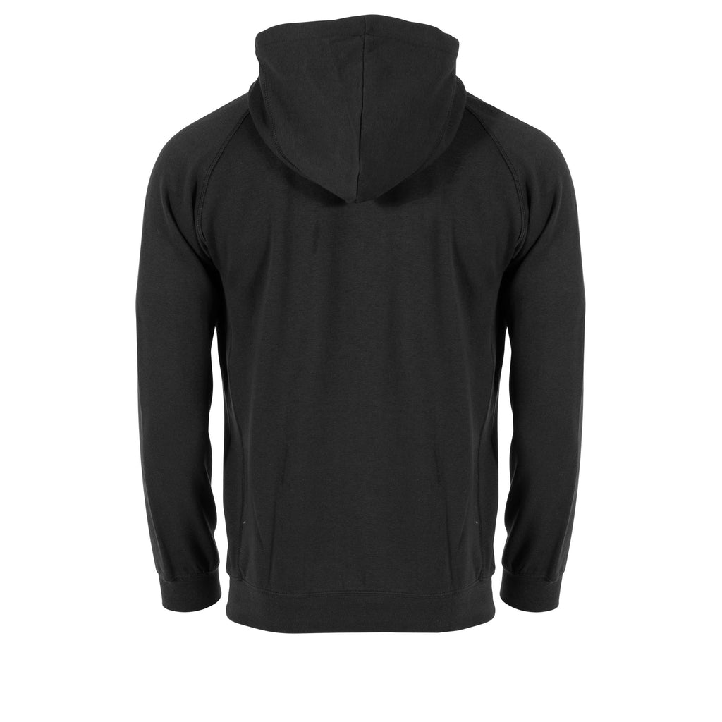 Stanno Ease Hooded Sweat Top (Black)