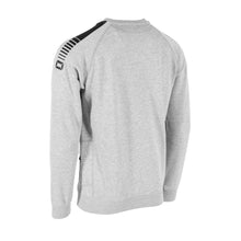 Load image into Gallery viewer, Stanno Ease Crew Neck Sweatshirt (Grey Melange)