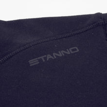 Load image into Gallery viewer, Stanno Womens Ease Crew Neck Sweater (Navy)