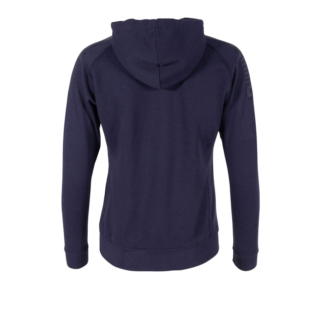 Stanno Womens Ease Hooded Sweat Top (Navy)