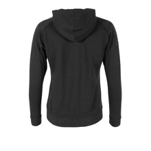 Load image into Gallery viewer, Stanno Womens Ease Hooded Sweat Top (Black)