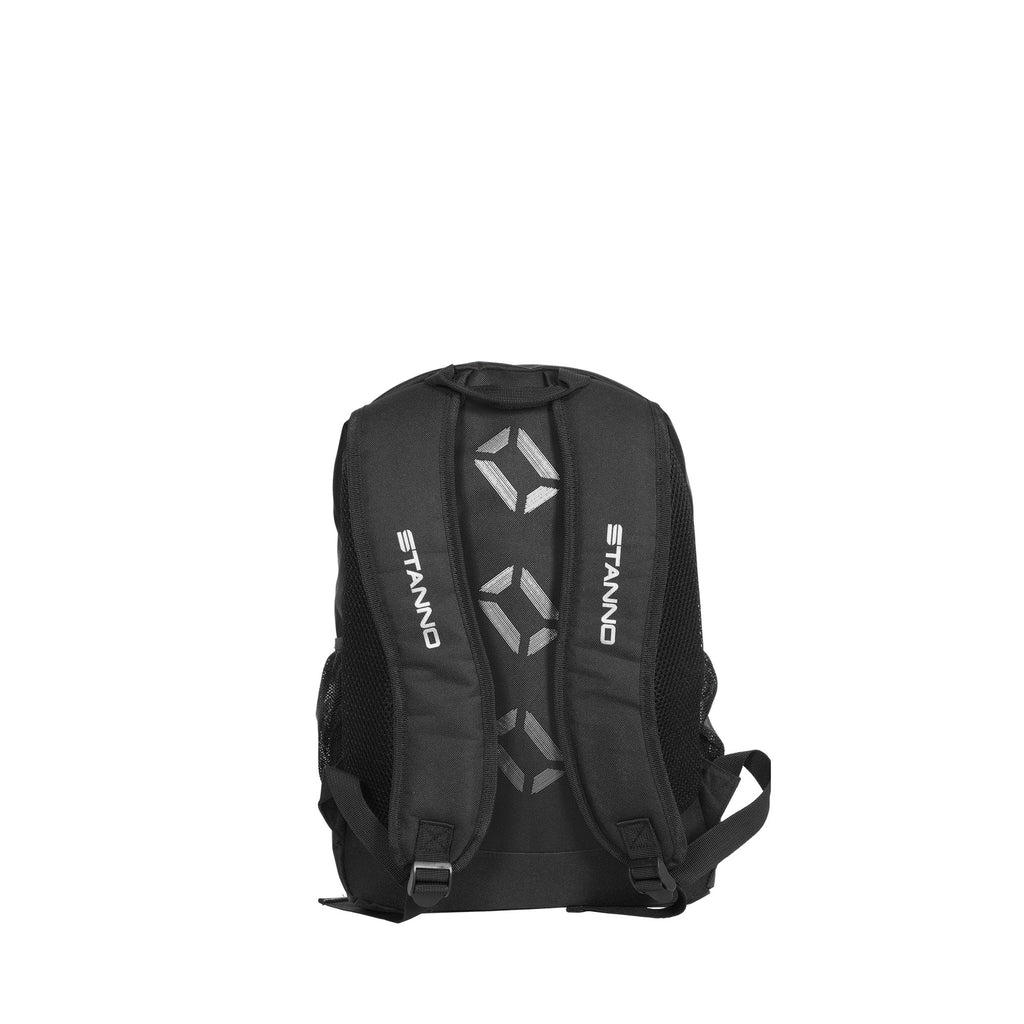 Stanno Backpack With Net (Black)