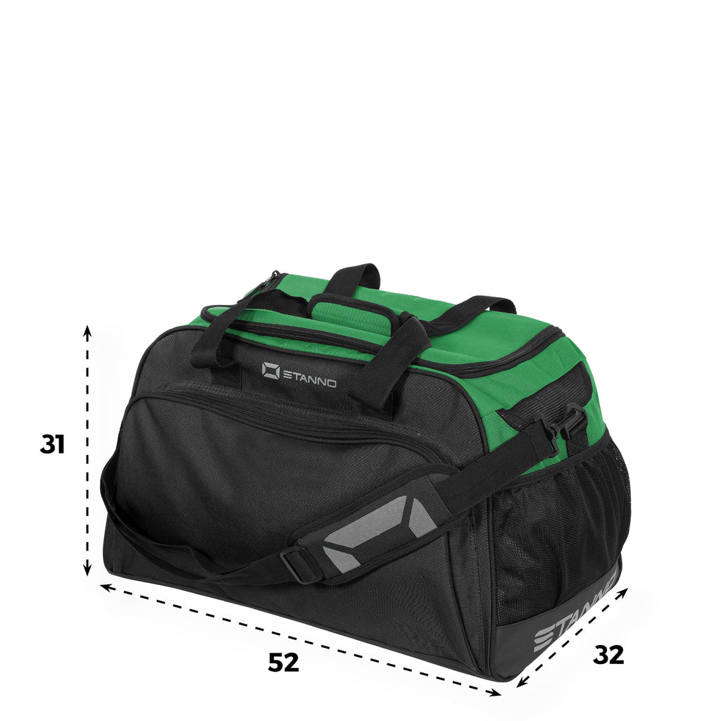 Stanno Merano Sports Bag (Green)