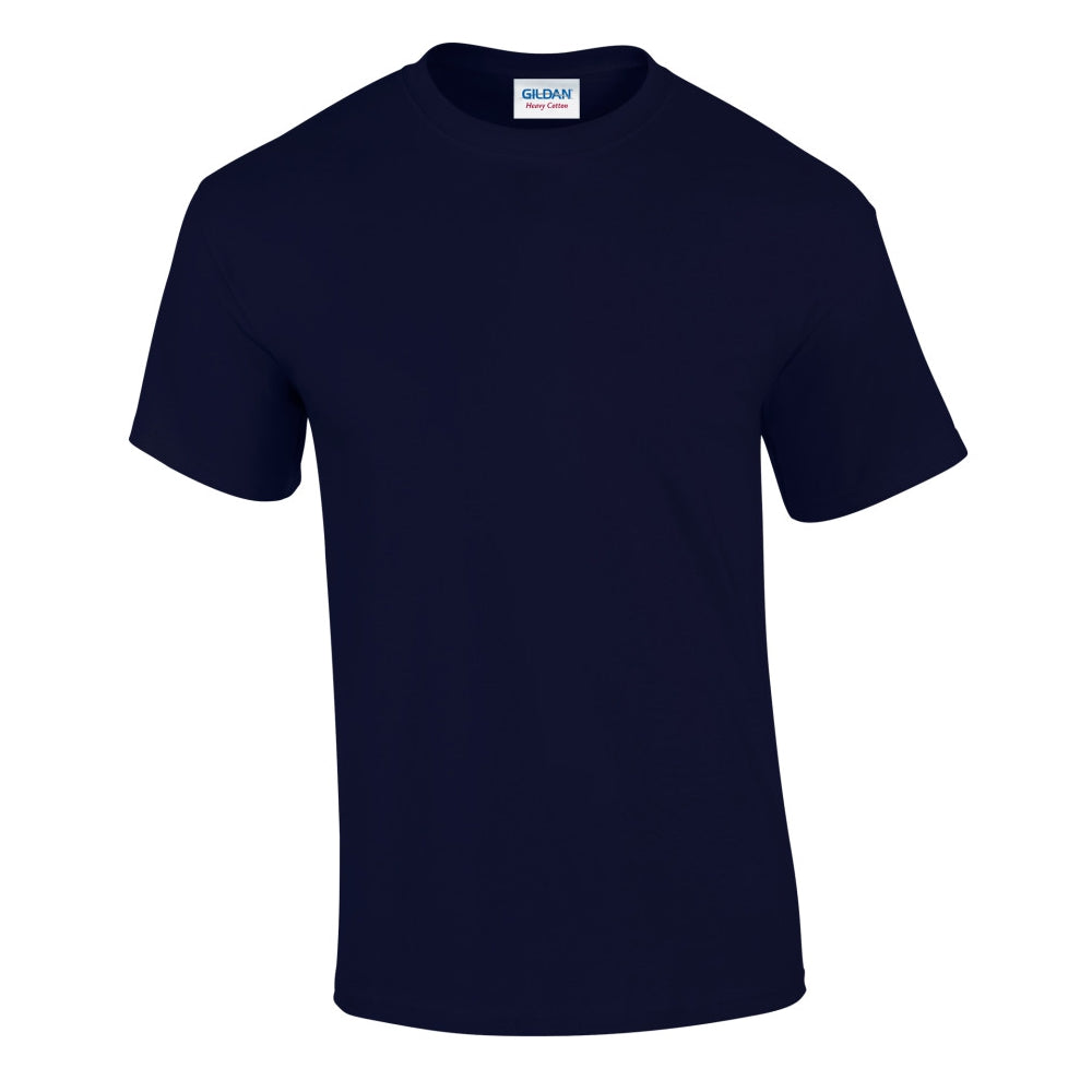 Gildan Heavy Cotton T-Shirt (Navy)