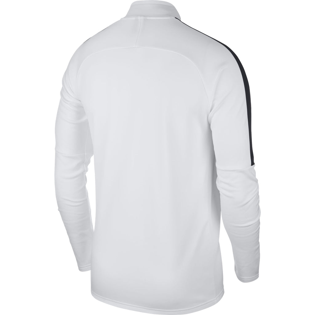 Nike Academy 18 Drill Top (White/Black)