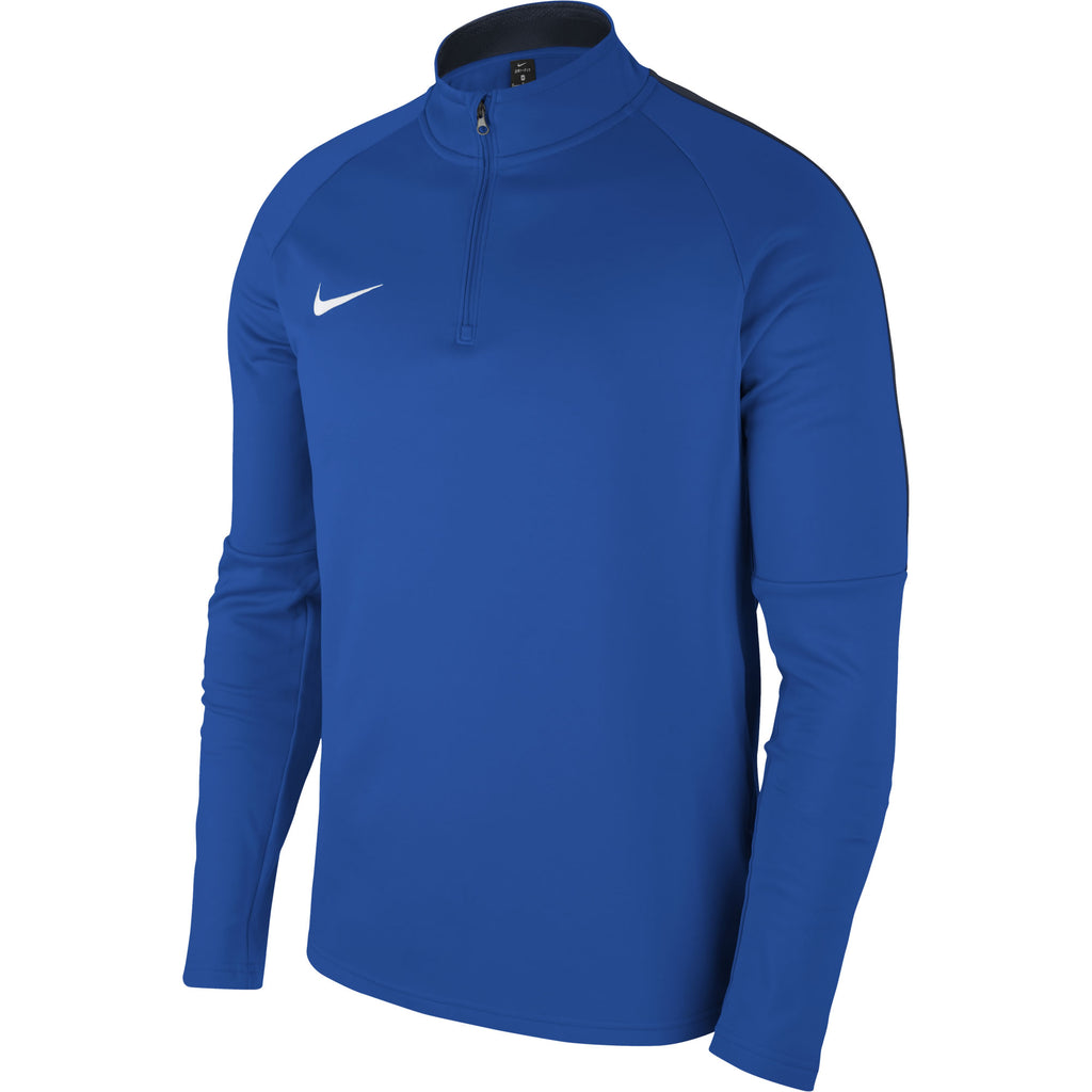 Nike Academy 18 Drill Top (Royal Blue/Obsidian)