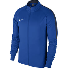 Load image into Gallery viewer, Nike Academy 18 Knit Track Jacket (Royal Blue/Obsidian)
