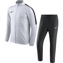 Load image into Gallery viewer, Nike Academy 18 Woven Tracksuit (White/Black/Black)