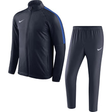 Load image into Gallery viewer, Nike Academy 18 Woven Tracksuit (Obsidian/Royal Blue/Obsidian)
