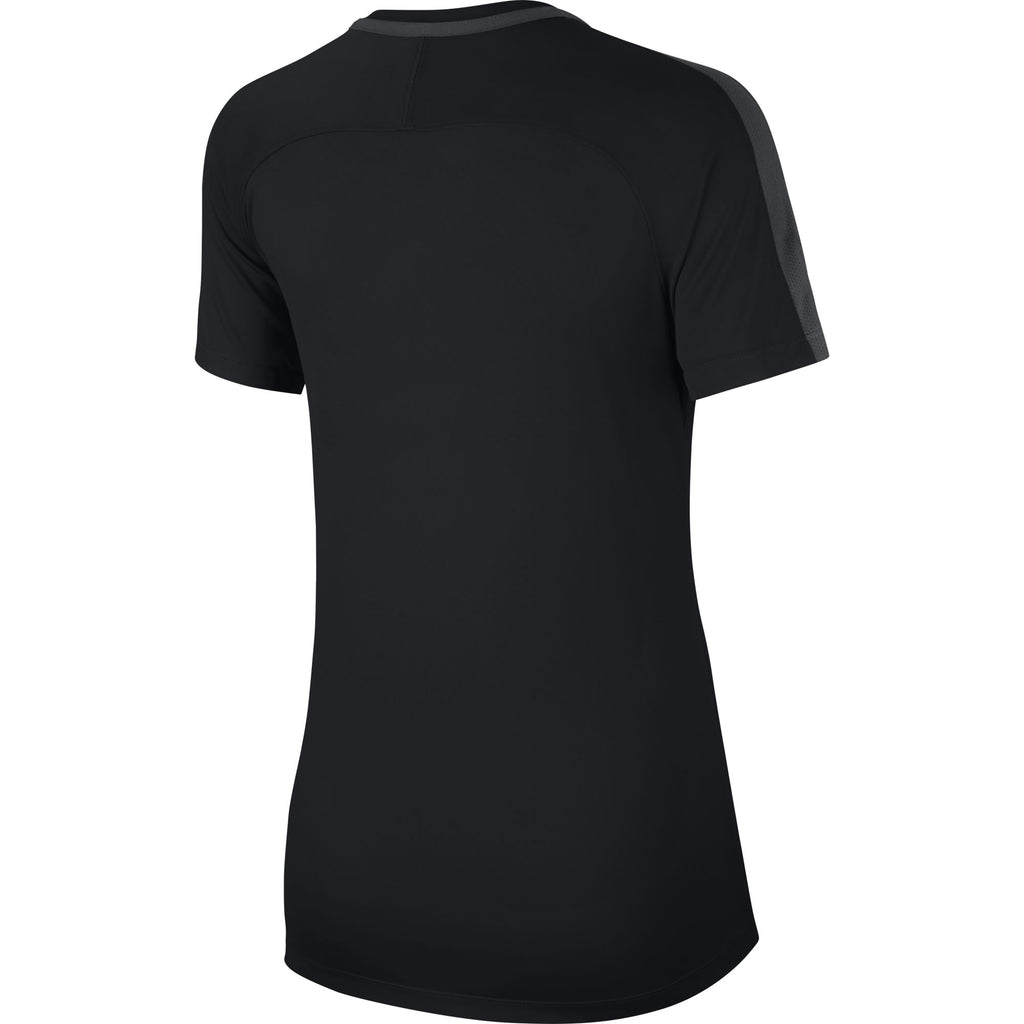 Nike Womens Academy 18 Training Top (Black/Anthracite)
