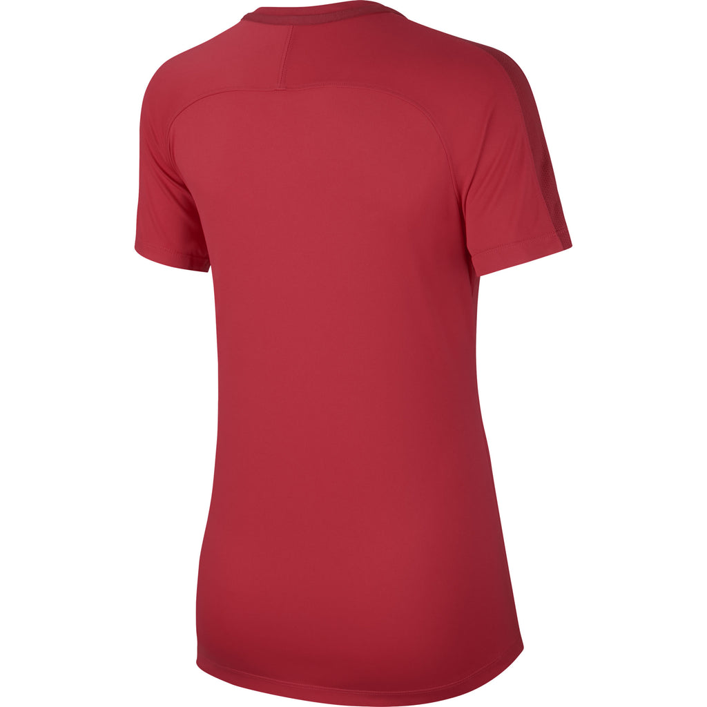 Nike Womens Academy 18 Training Top (University Red/Gym Red)