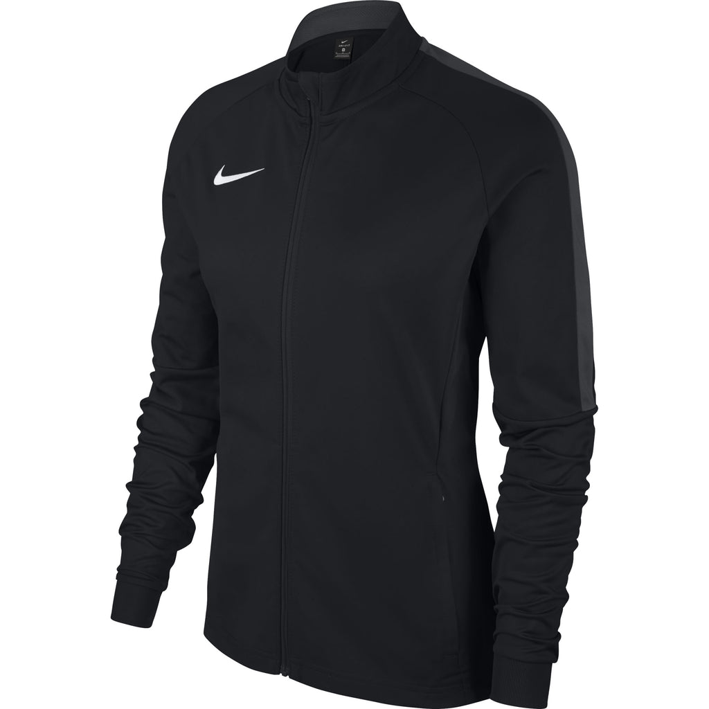 Nike Womens Academy 18 Knit Track Jacket (Black/Anthracite)