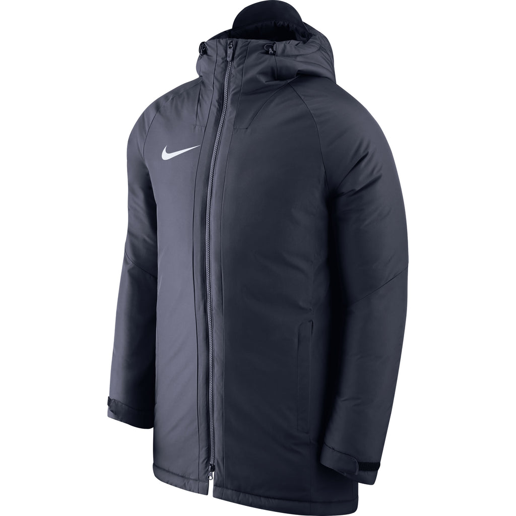 Nike Academy 18 Winter Jacket (Obsidian/White)