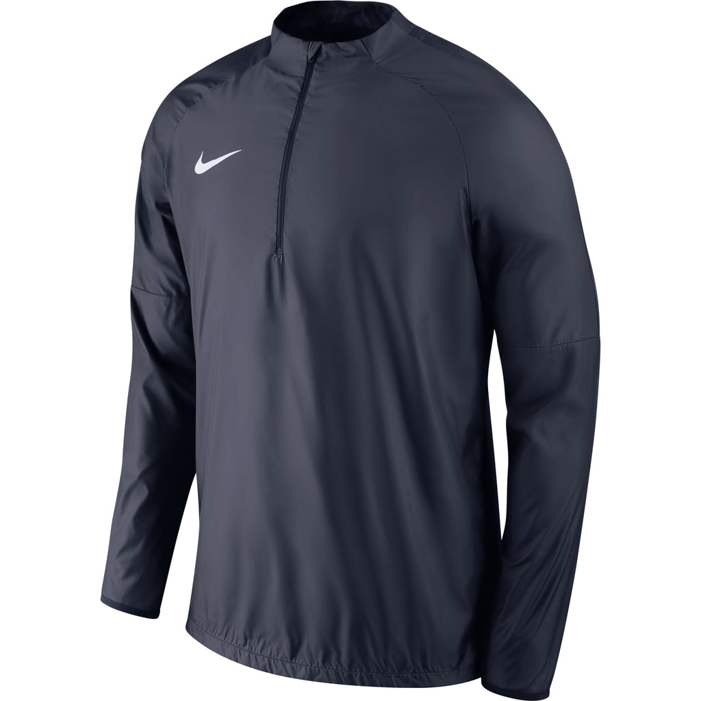 Nike Academy 18 Shield Drill Top (Obsidian/White)