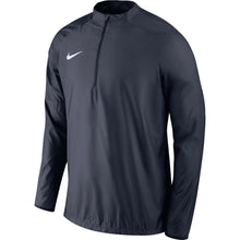 Load image into Gallery viewer, Nike Academy 18 Shield Drill Top (Obsidian/White)