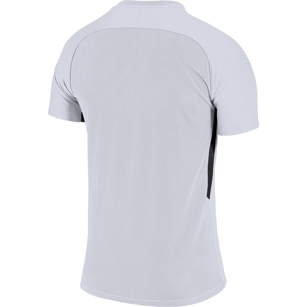 Nike Tiempo Premier SS Football Shirt (White/White/Black)
