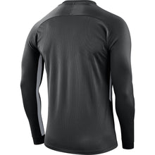Load image into Gallery viewer, Nike Tiempo Premier LS Football Shirt (Black/Black/White)