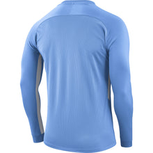 Load image into Gallery viewer, Nike Tiempo Premier LS Football Shirt (University Blue/University Blue/White)